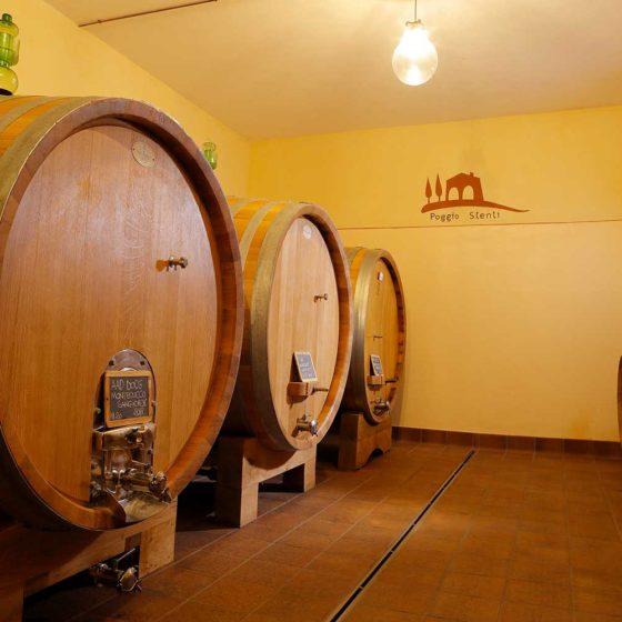 Cantina Vini Poggio Stenti Toscana