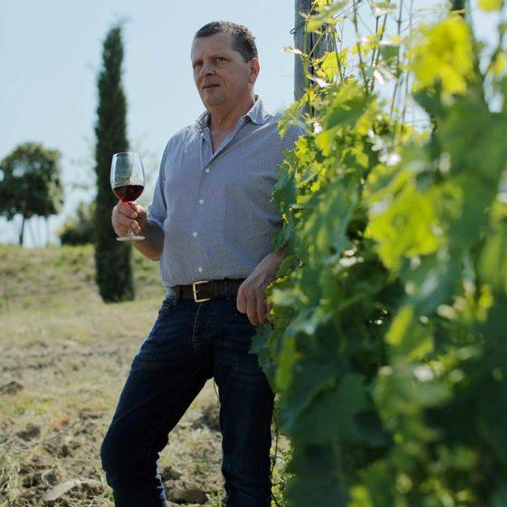 Azienda Agricola Poggio Stenti - Produzione Vini Montecucco DOC e DOCG