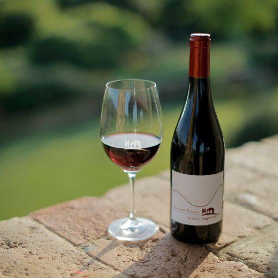 Vino Montecucco DOCMaremma Toscana Rosso DOC Poggio Stenti